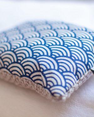 éponge écologique lavable fait main réutilisable efficace sans odeur